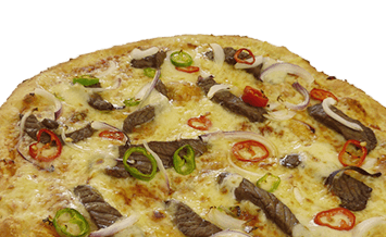 Produktbild Pizza Havanna
